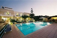 Niriides hotel almyrida scuba diving chania crete